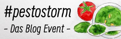 Event der Küchenchaotin zum Thema #pestostorm
