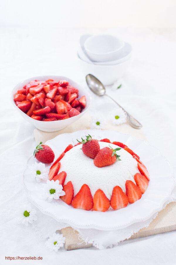 Dessert mit Pfiff - Joghurtbombe Rezept