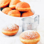 Berliner Rezept - auch Kreppel oder Krapfen