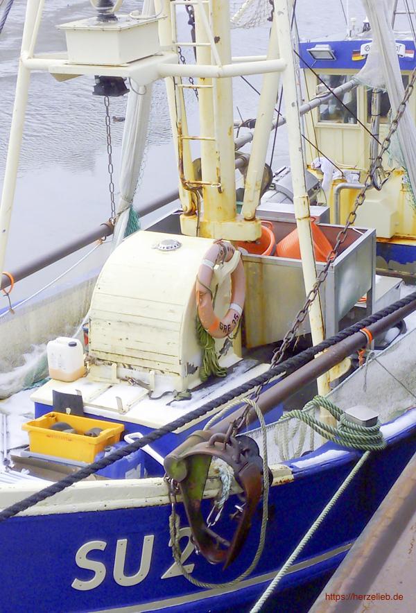 Fischkutter an der Nordsse - Rezept für das Queller Rezept von herzelieb