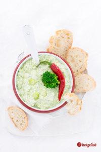 Brokkoli Dip - Broccomole