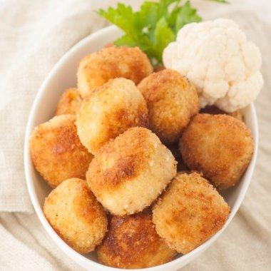 Blumenkohl-Nuggets Rezept