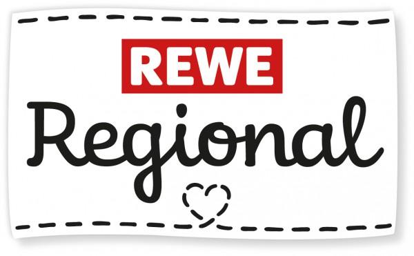 Rewe Regional Logo herzelieb