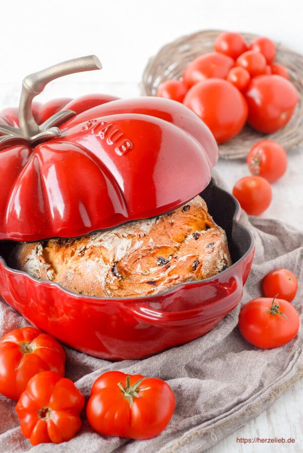 Tomatenbrot Rezept von herzelieb. Aus dem Topf