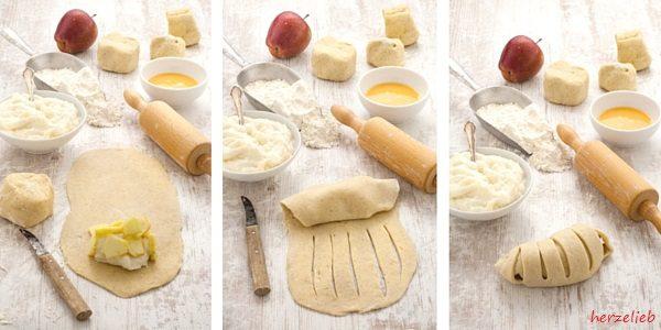 buttermilch hoernchen rezept backen kuchen