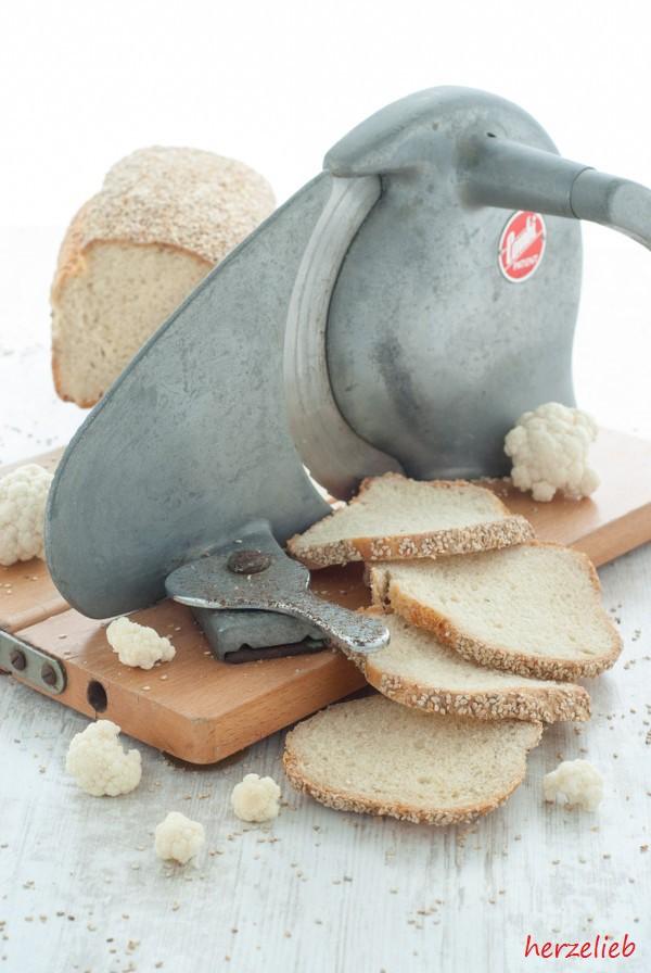 Blumenkohl Brot Rezept backen herzelieb-4