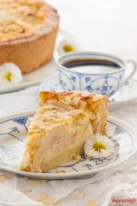 Apfel-Schmand-Kuchen - ein Rezept aus Nordfriesland