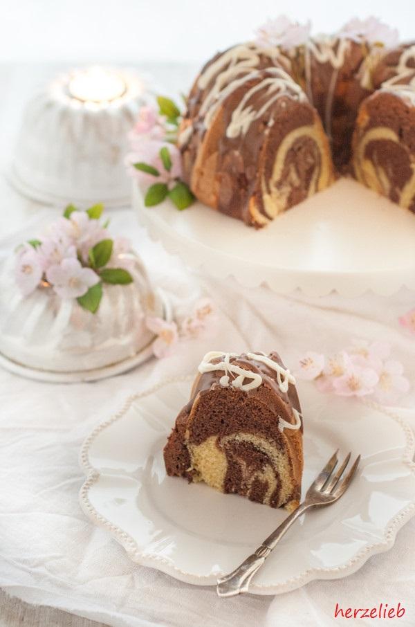 Das Rezept Fur Den Besten Marmorkuchen Der Welt