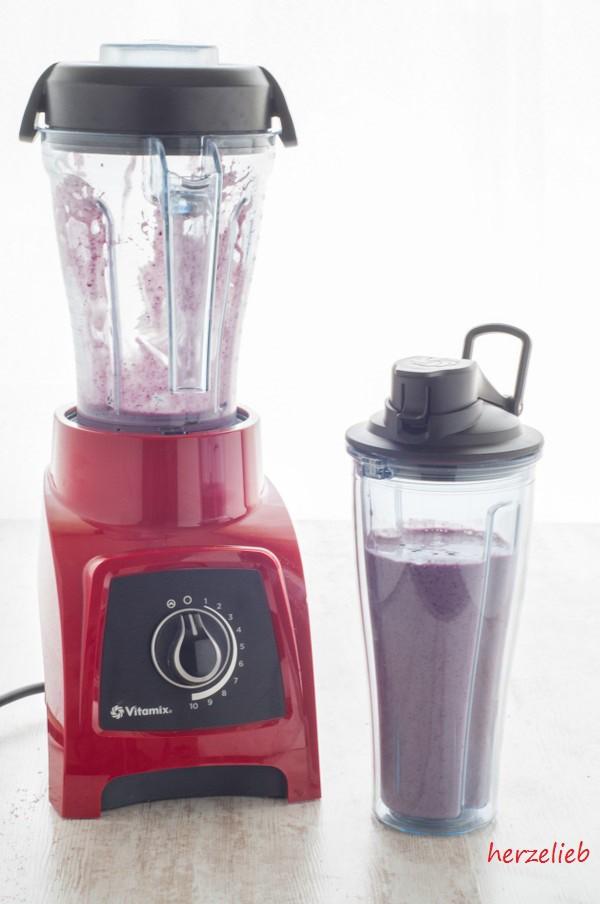 Gewinne einen Vitamix S30 in Rot!