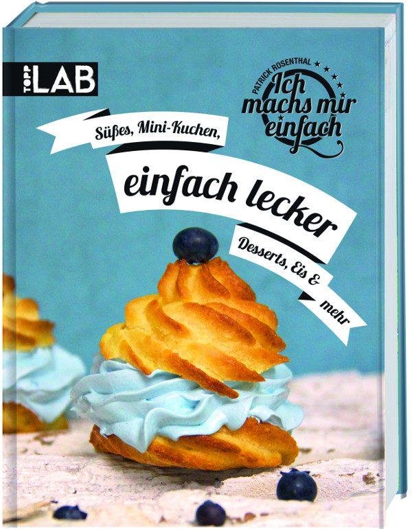 Das Buch aus dem ich die Anregung für die Polenta-Tartelettes habe
