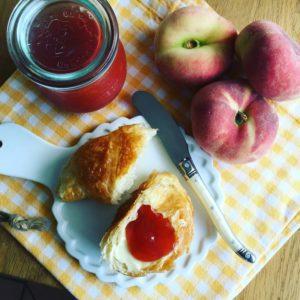 Pfirsich-Mango-Marmelade
