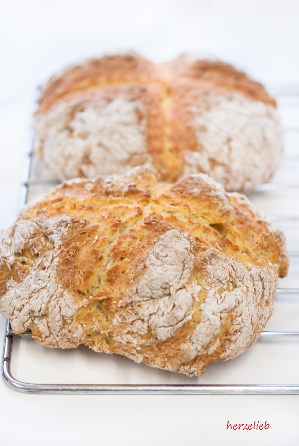 Soda Bread backen - Rezept von herzelieb.de