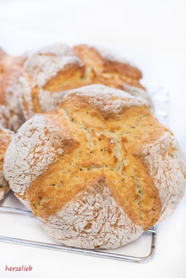 ᵂᴱᴿᴮᵁᴺᴳ Ein irisches Soda Brot und die weltberühmte Ballymaloe Cookery School