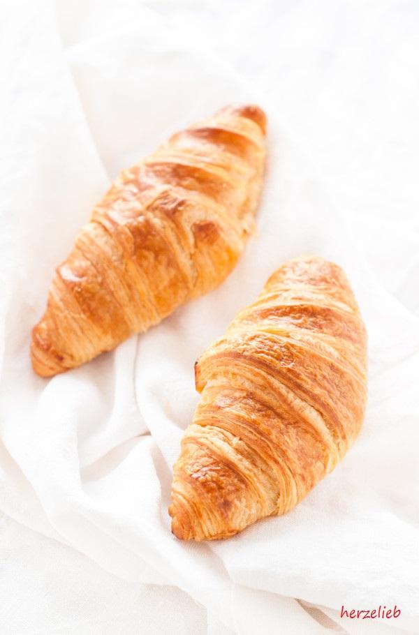 Französische Croissants – der perfekte Start in den Tag! (Brötchen)
