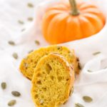 Kürbisbrot Baguette Rezept // Recipe for Pumpkin Bread - Baguette