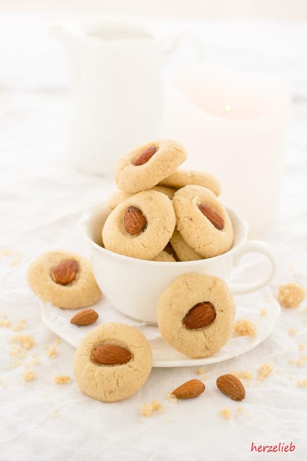 dänische Kekse - Drømmer Rezept // Recipe for drømmer - danish cookies
