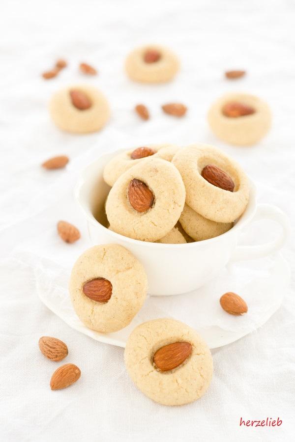 Mandel-Drømmer - dänische Kekse mit ganz viel Liebe!
