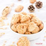 Pine Nuts Cookie recipe // Pinienkekse Rezept