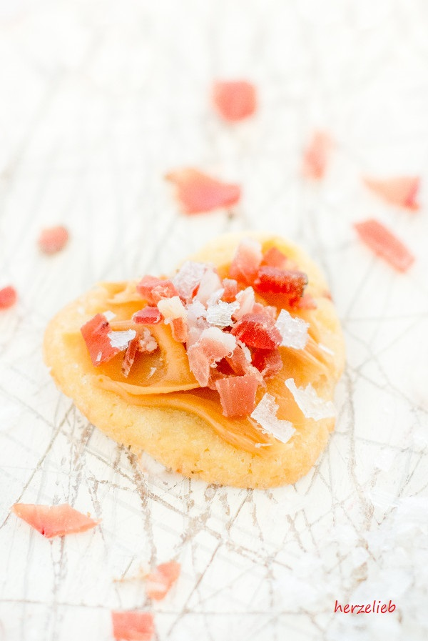 Speck-Kekse Rezept // Bacon Cookies Recipe