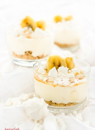 Leckeres Bananen Dessert Rezept