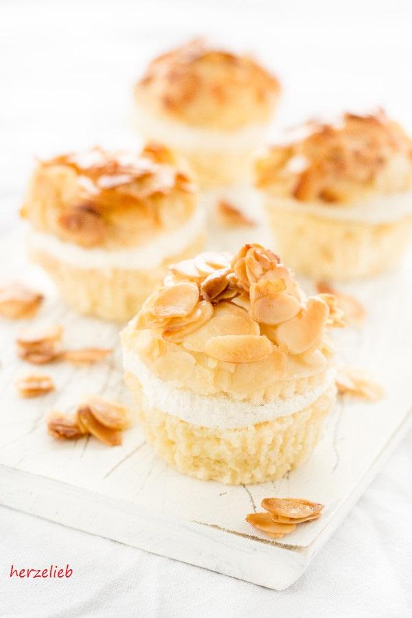 Rezept Fur Bienenstich Muffins Fast Noch Besser Als Vom Blech