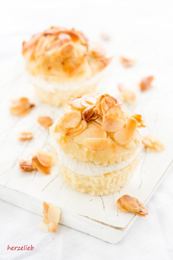 Leckere Bienenstich-Muffins