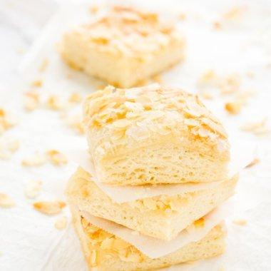 Rezept für Omas Butterkuchen vom Blech