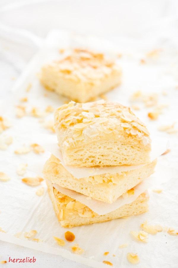 Butterkuchen Rezept von herzelieb – Saftiger Blechkuchen nach Familienrezept