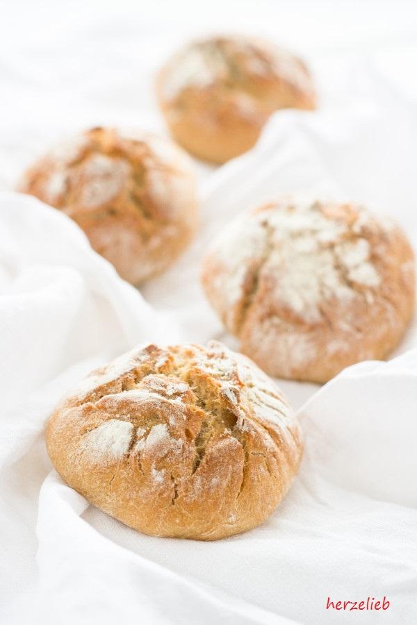 Rezept für leckere Kartoffelbrötchen