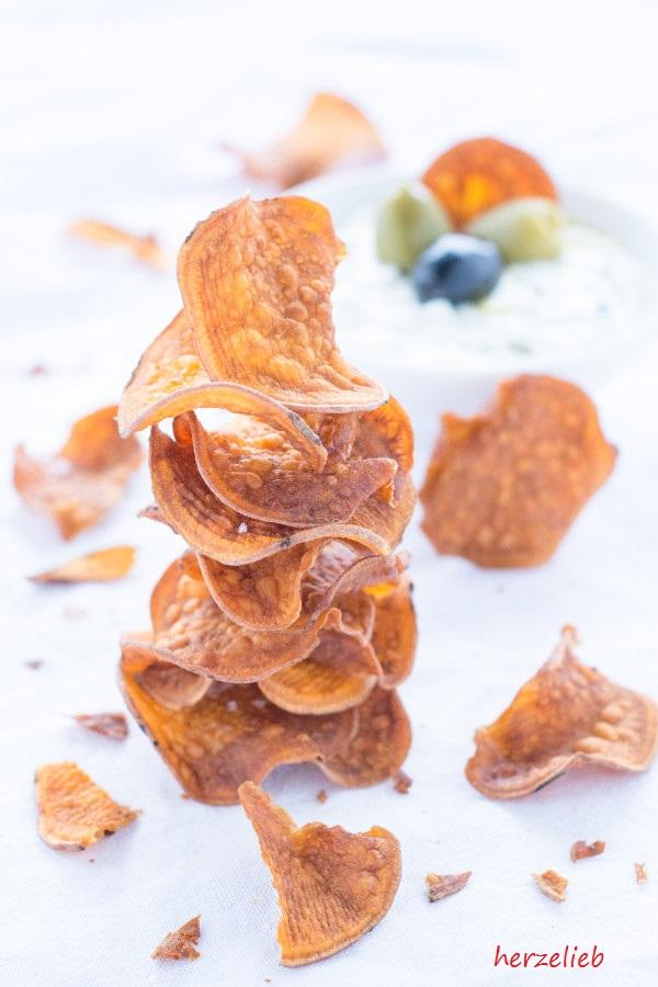 Süßkartoffelchips selbermachen – Rezept und Tipps für den Snack
