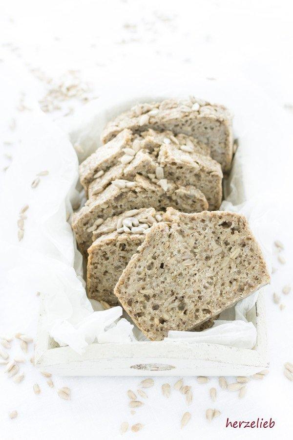 Buchweizen-Brot Rezept - fermentiert