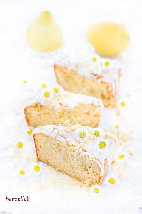 Köstlichkeit aus Schweden! Mazarin Zitrus Kuchen