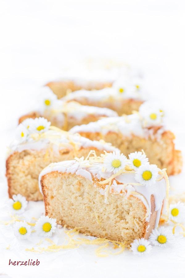 Mazarin Zitrus Kuchen Eine Schwedische Kostlichkeit Herzelieb