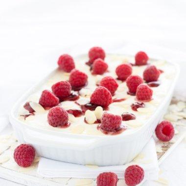 Milchreis Eis Rezept mit Mandeln von herzelieb