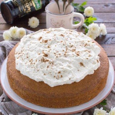Irish Cream Kuchen mit Kerrygold Irish Cream Liqueur von Kerrygold