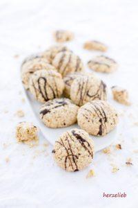 Schwedische Haferkekse - Rezept von herzelieb - diese Plätzchen schmecken nicht nur Weihnachten!