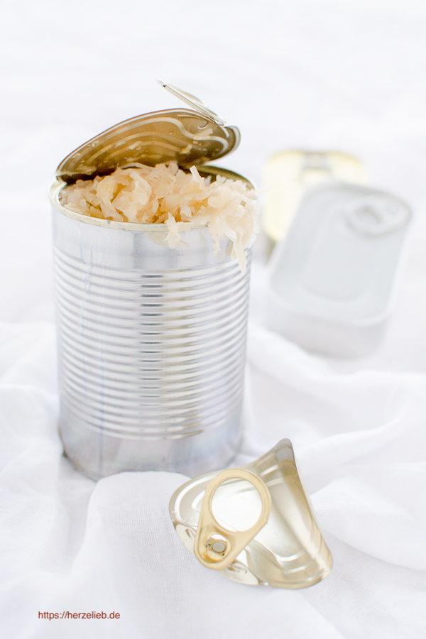 Sauerkraut für das Szegediner Gulasch Rezept von herzelieb