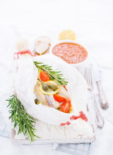 Rezept für Seelachs-Päckchen von herzelieb