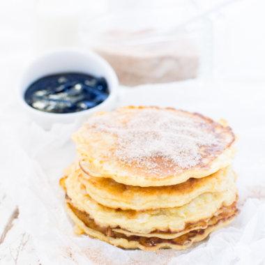 Proviant der besonderen Art - Milchreis-Pfannkuchen Rezept