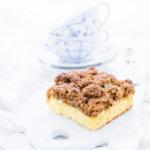 Dänischer Kuchen - Rezept für Drømmekage von herzelieb