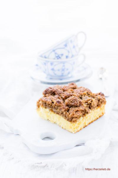 Drømmekage – diesen Kuchen kennt in Dänemark jedes Kind!