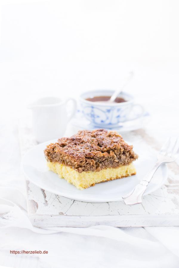 Drømmekage aus Dänemark - dänische Rezepte von herzelieb