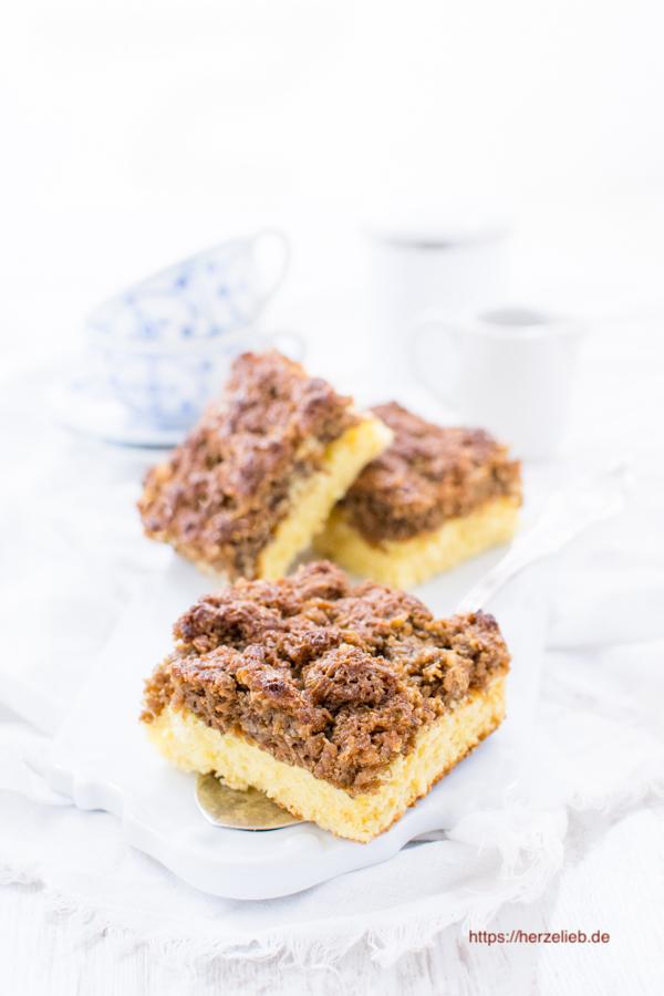 Drømmekage Rezept aus Dänemark - herzelieb