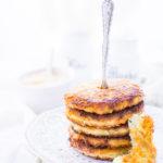 Kartoffelpfannkuchen Rezept von herzelieb - Reiberdaschi, Reibekuchen, Kartoffelpuffer