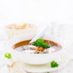 Beste Ochsenschwanzsuppe - Rezept von herzelieb