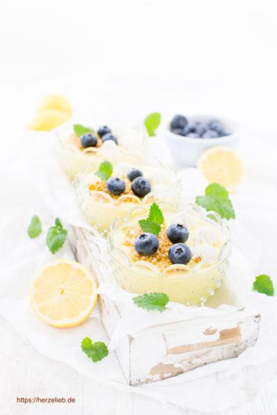Citronfromage – Rezept für dänische Zitronencreme