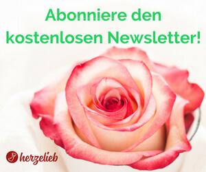 kostenloser Newsletter von herzelieb