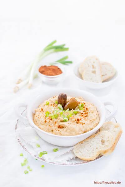 Dattel Dip Rezept – Zum Brot und Grillen einfach super!