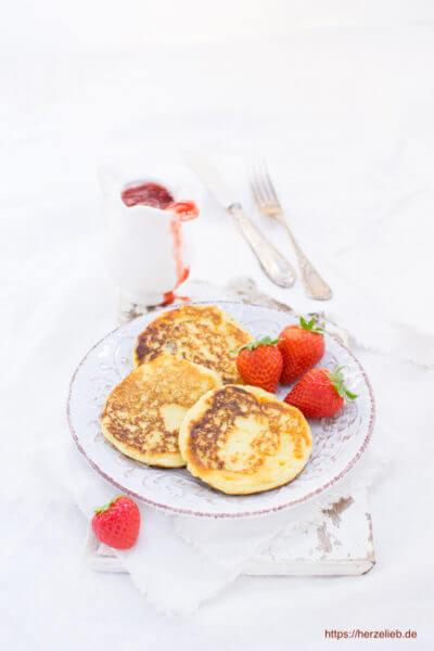 Rezept für Grießbrei Pfannkuchen – die schmecken Groß und Klein!