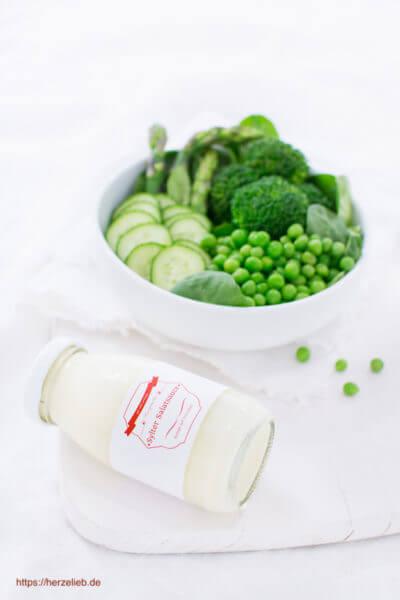 Sylter Salatsauce - ein einfachen und simples Rezept